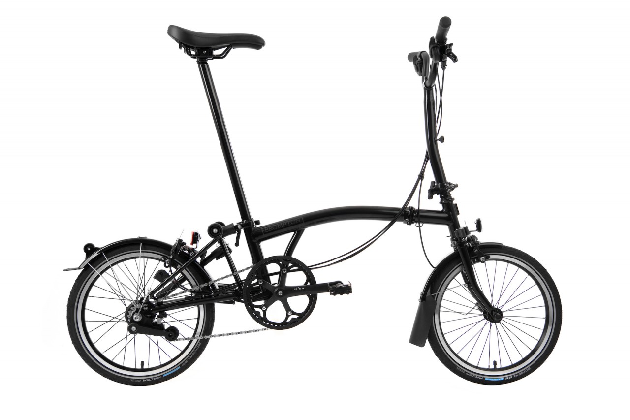 Brompton H2LD Black Edition 2020
