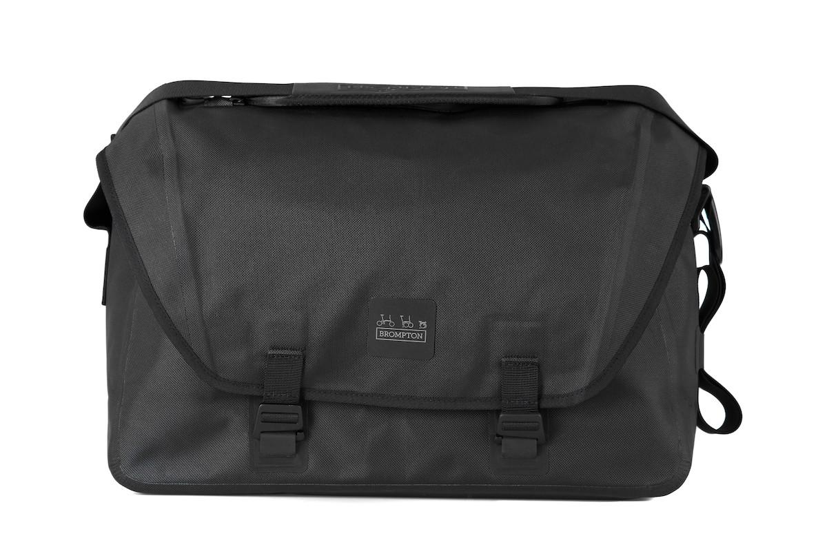 Brompton Metro Bag Größe L - Ersatz für S-Bag und C-Bag, Black, wasserdicht