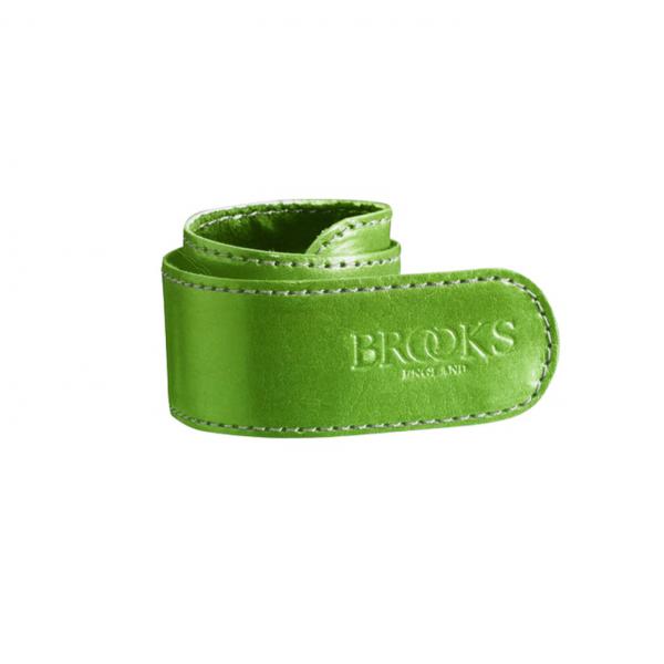 Brooks Trousers Strap, Hosenclip, apfelgrün