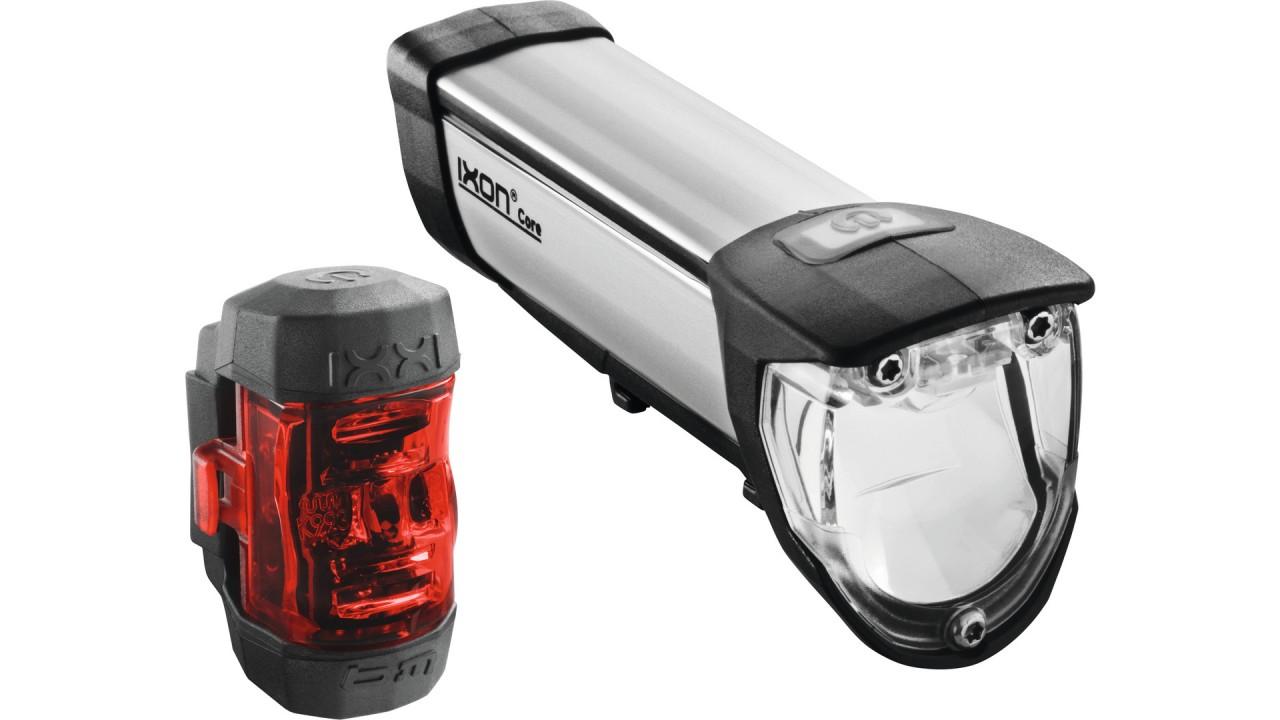 Bumm Ixon Core 50lux + IXXI Licht Set Akku USB