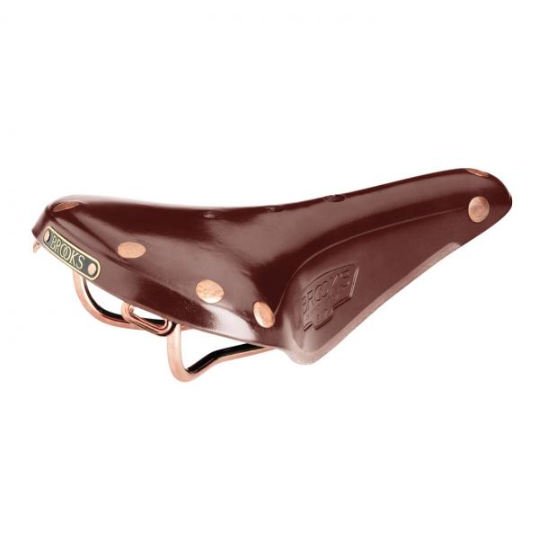 Brooks B17 Special Sattel braun brown