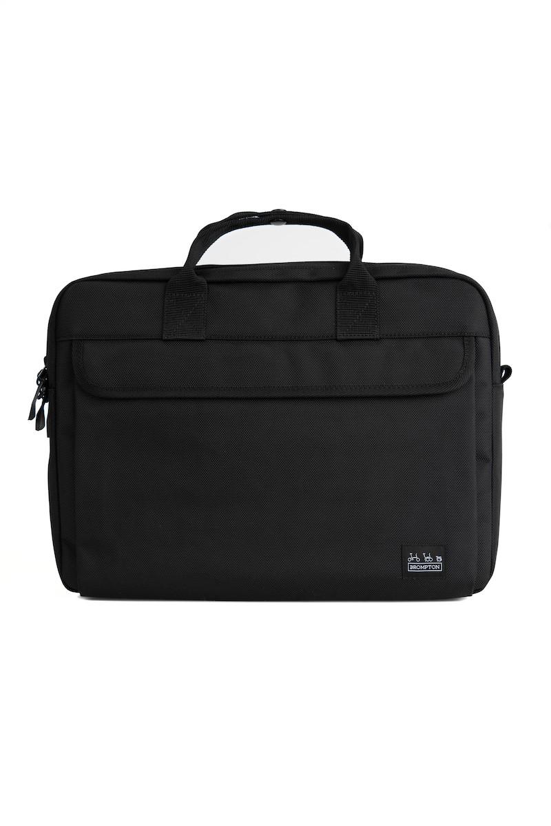 Brompton Metro City Bag, Größe M 12 L - black