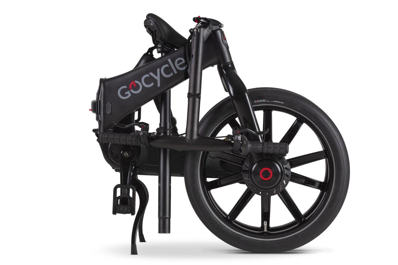 Gocycle G4 neustes Modell 2021 mit Carbon - eBike