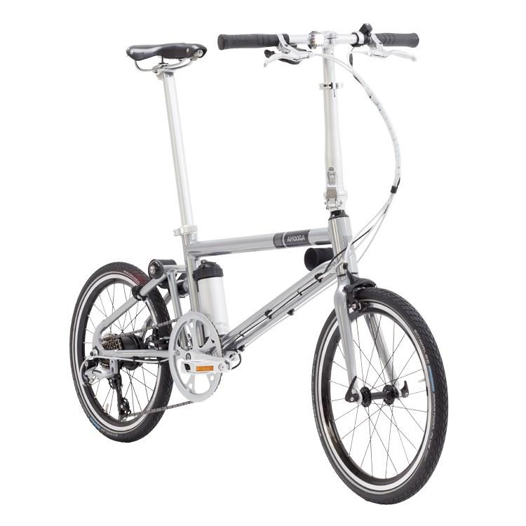 Ahooga Hybrid Bike Power+