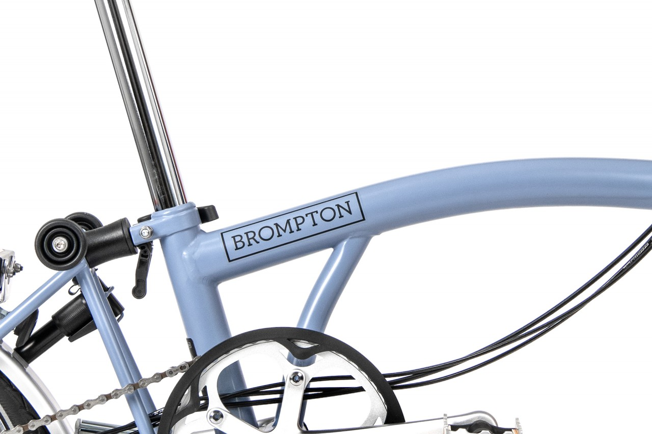 Brompton H2LXD 2021 Titan