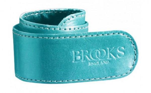Brooks Trousers Strap, Hosenclip, türkis