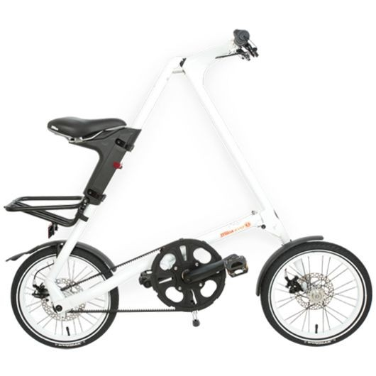Strida Evo 18 mit 3 Gang