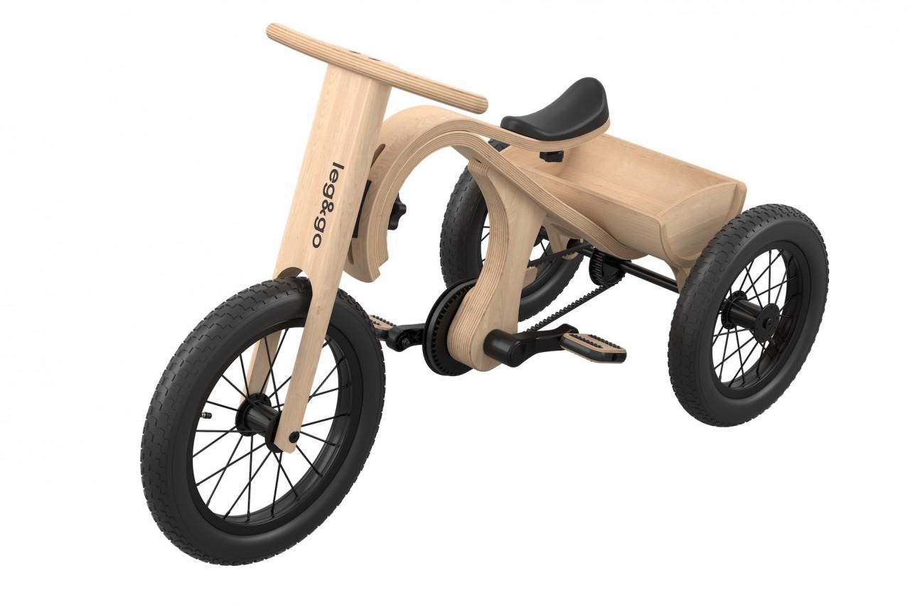 Leggobike Dreirad Zusatz