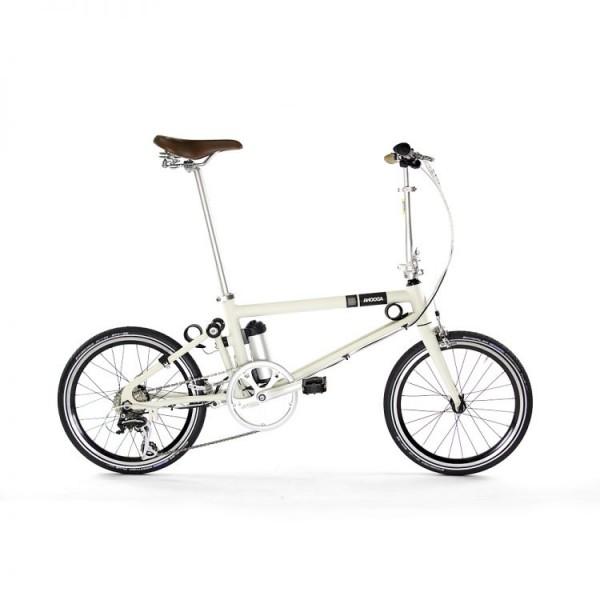 Ahooga Hybrid Bike Style+