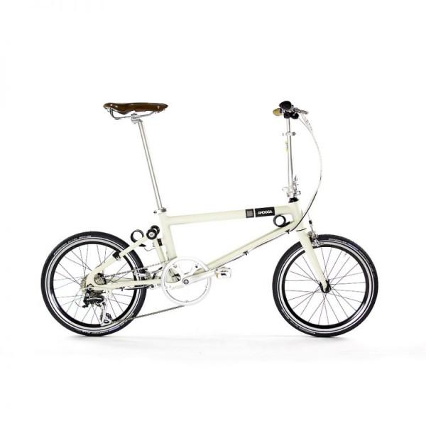 Ahooga Push Bike Style+ - weiss- ungefaltet