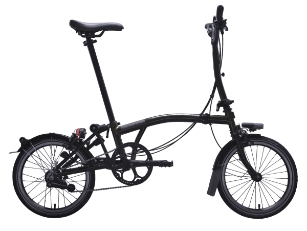 Brompton M2LD Black Edition 2019