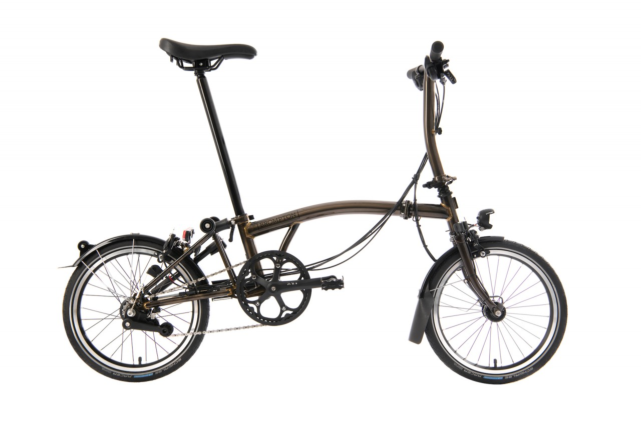 Brompton M6LD Black Edition 2020