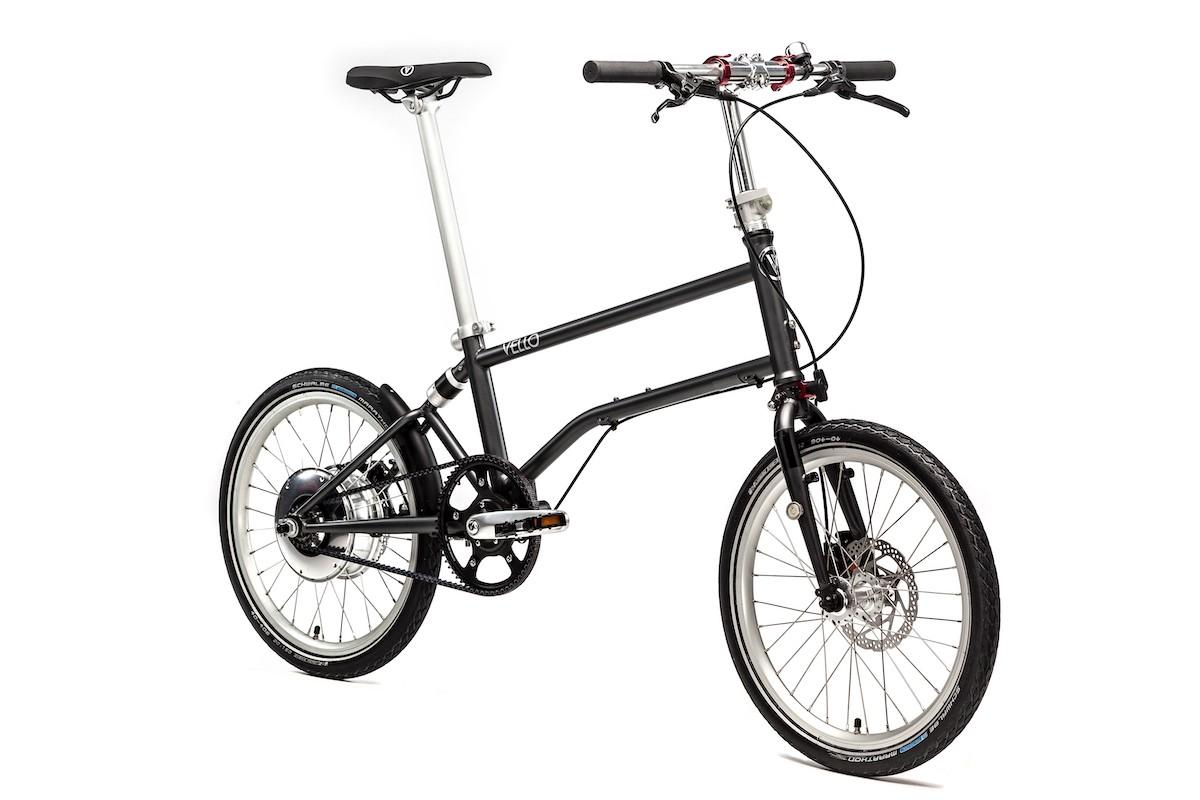 Vello Bike+ Riemenantrieb mit Schutzblechen und Seitenständer