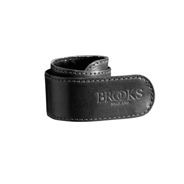 Brooks Trousers Strap, Hosenclip, schwarz