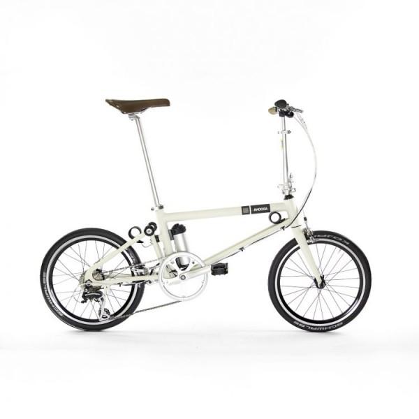 Ahooga Hybrid Bike Essential